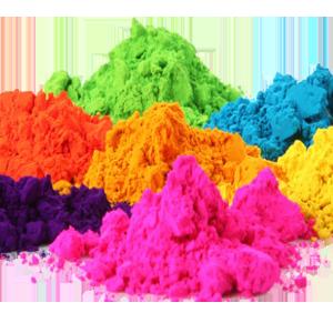 Poudre-de-couleur